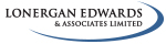 Lonergan Edwards & Associates Mobile Logo
