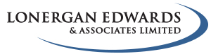 Lonergan Edwards & Associates Mobile Retina Logo