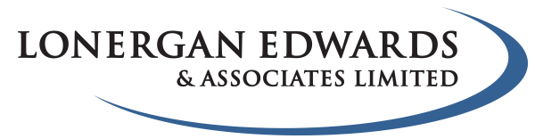 Lonergan Edwards & Associates Retina Logo